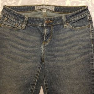 Ladies B for Bullhead jeans